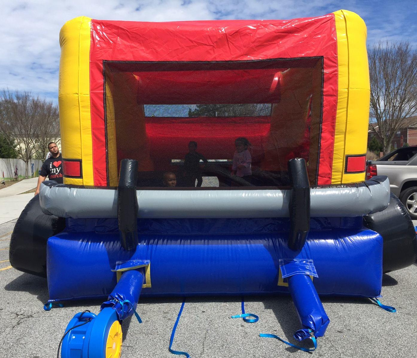 Dahlonega, Gainesville, Dawsonville Georgia, Party Rentals, Bounce House