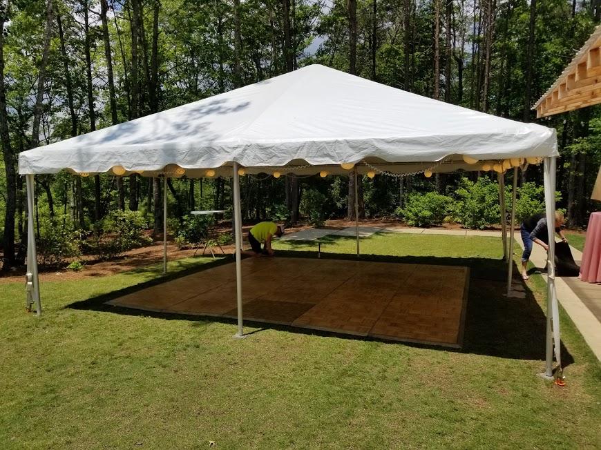 Dahlonega Tent Rentals