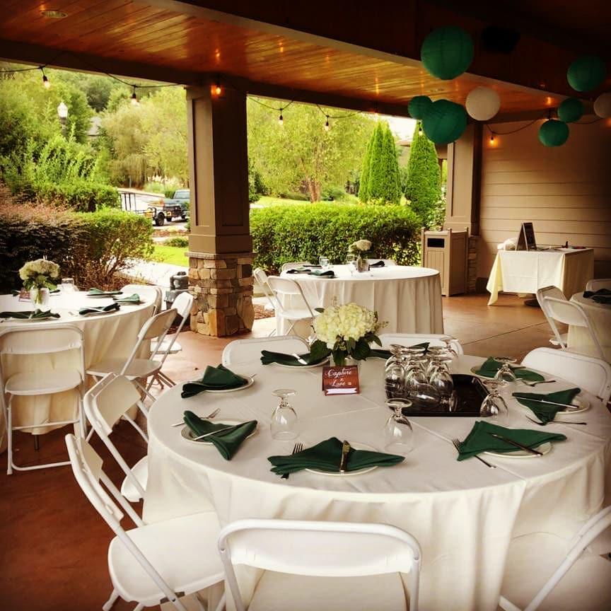 Wedding Table Linens.Wedding Rentals Jitterbugpartyrentals Com Dahlonega Ga