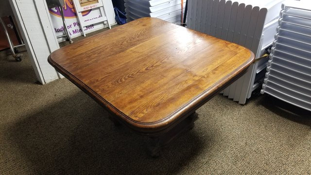 Antique Display Table (29
