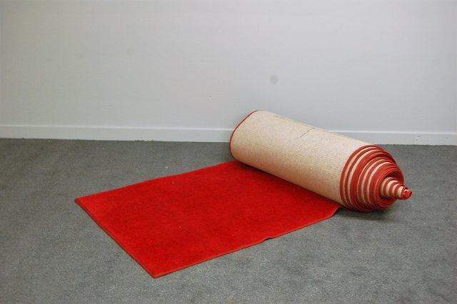 Red Carpet Runner 50ft