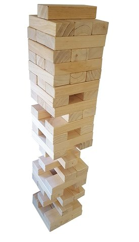 Giant Toppling Tower Game (Large)