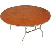 "Tables - 60"" Round Table (Seats 8)"