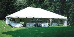 30x40 Commercial Frame Tent (T)