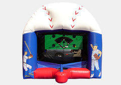 Baseball Home Run Derby Inflatable