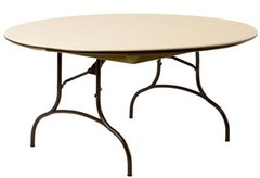 "Tables - 72"" Round (Seats 10-12)"