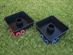 Washer Toss Game (Inside/Outside)