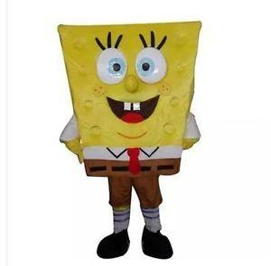 Costume Rental - Spongy Character