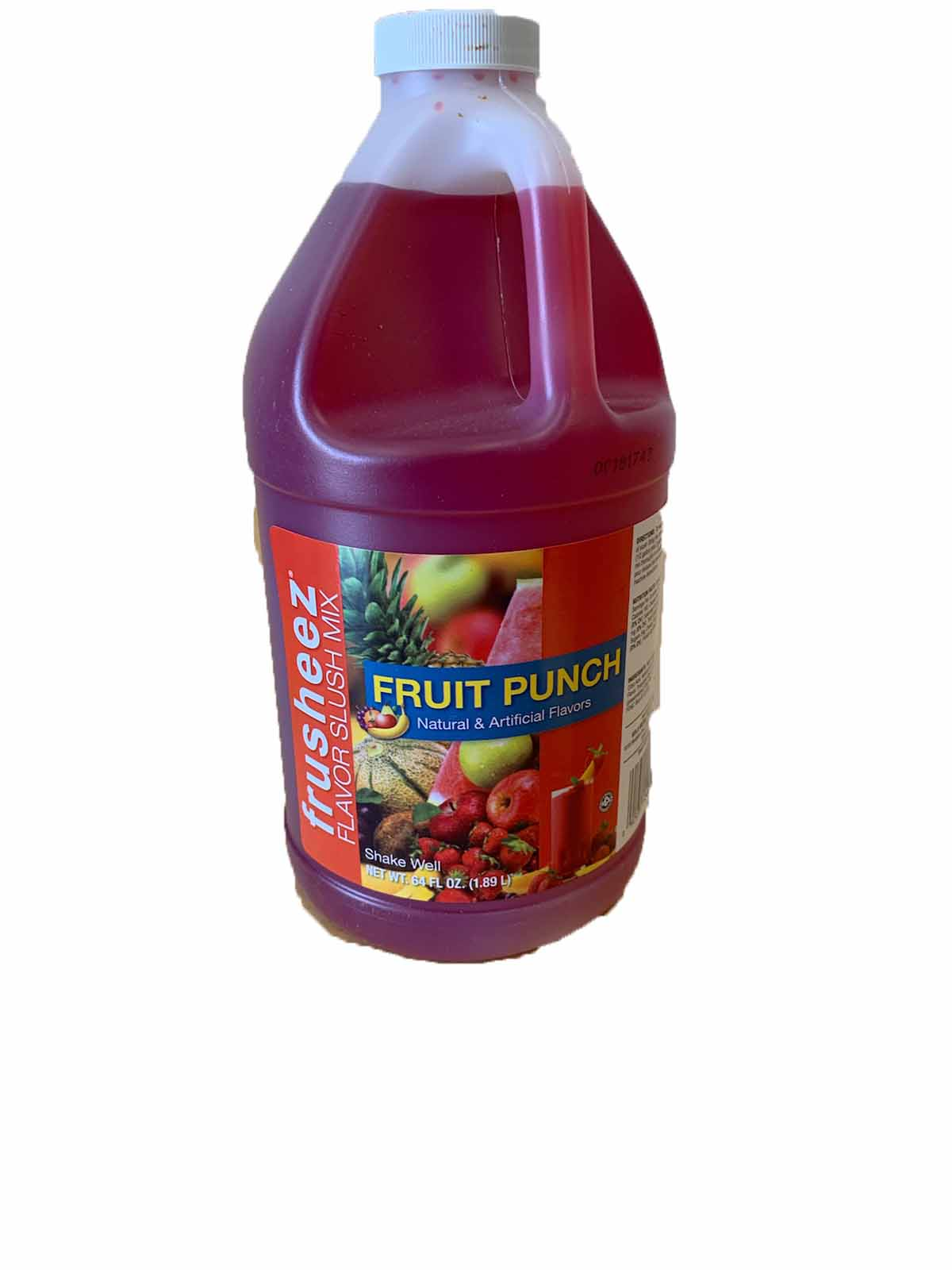 Fruit Punch Slushy Mix