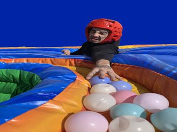 Interactive Inflatable Rentals Petaluma