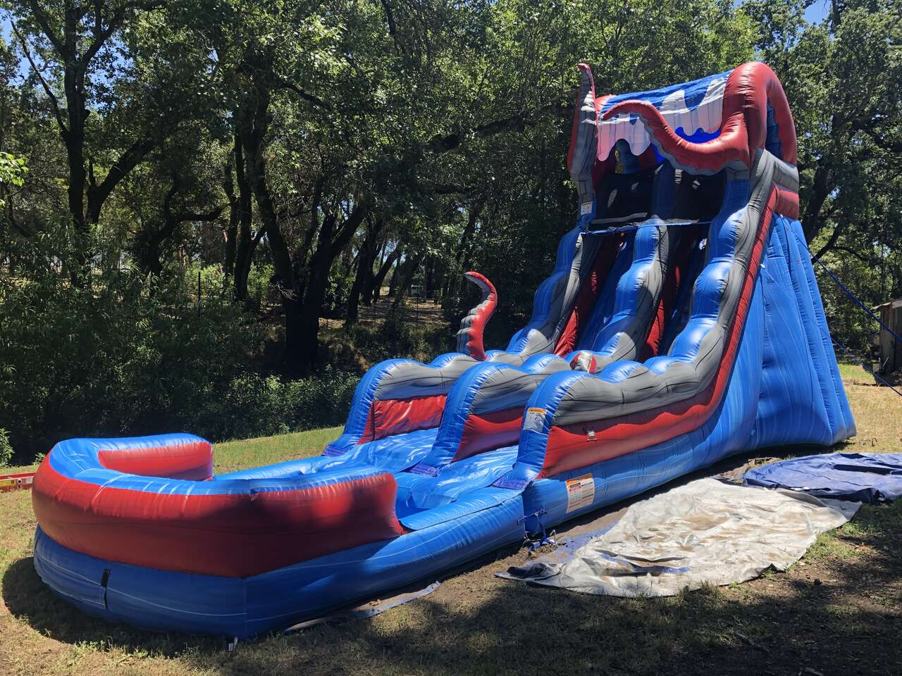 Water Slide Rental in Petaluma