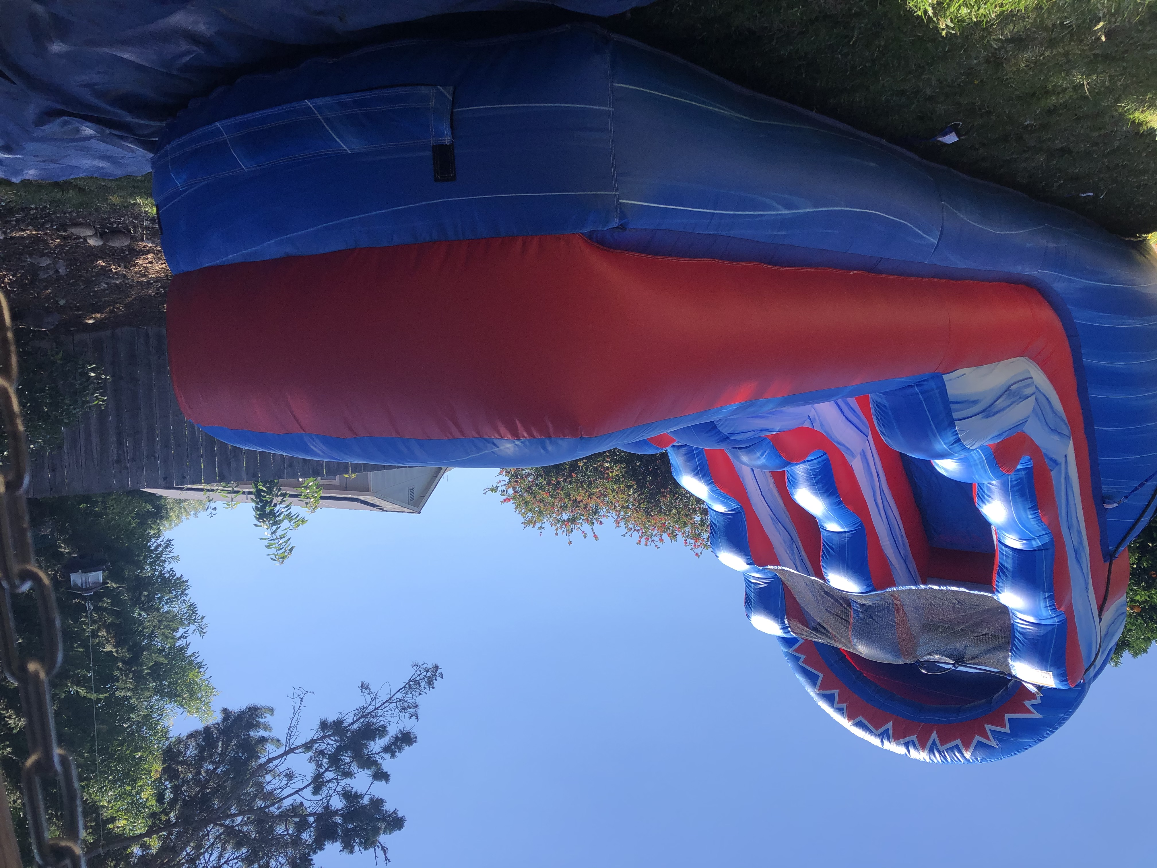 Petaluma Water Slide Rental