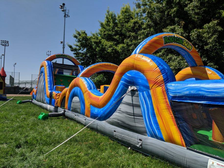 Obstacle Course Rentals Santa Rosa