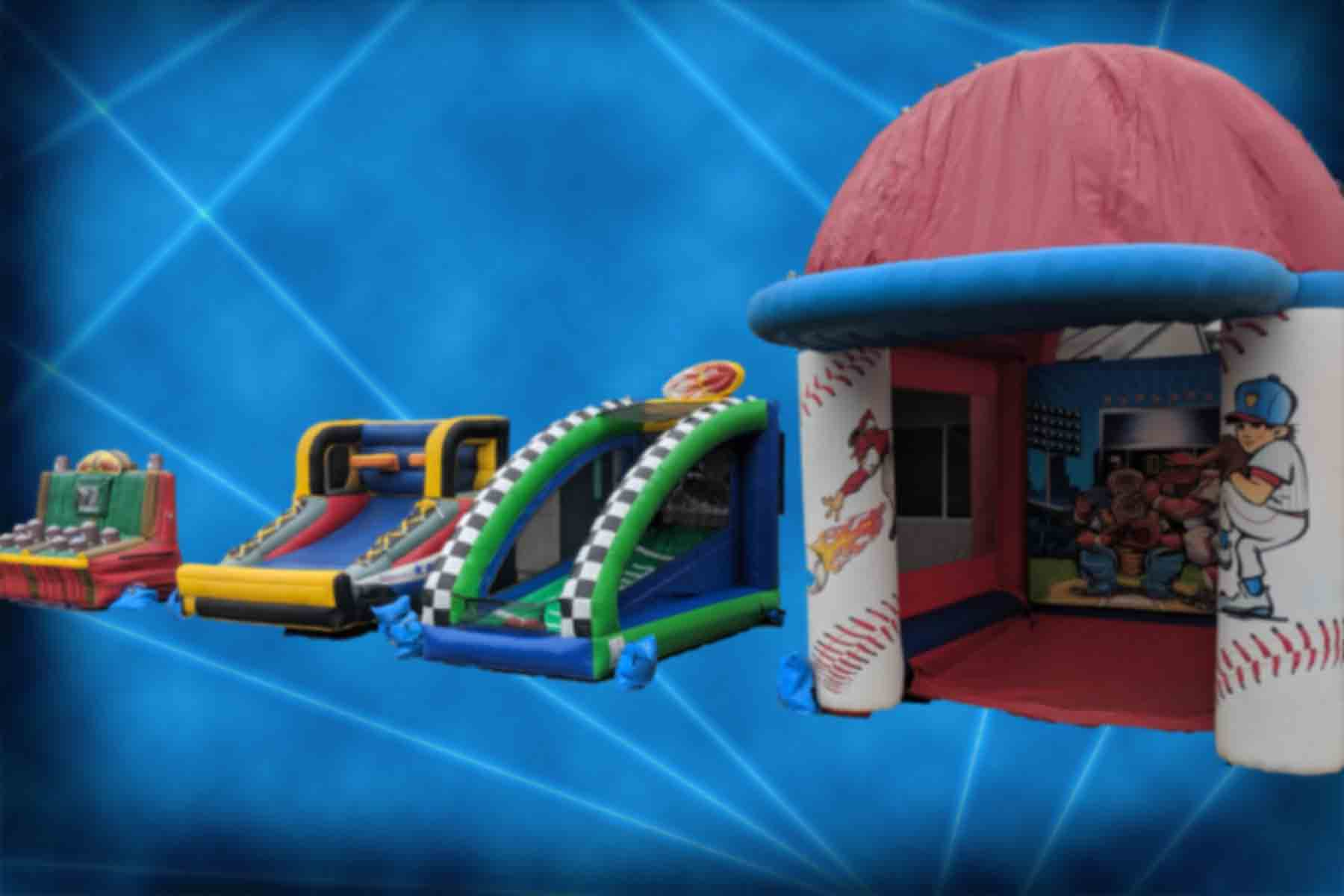 Inflatable Game Rentals Santa Rosa