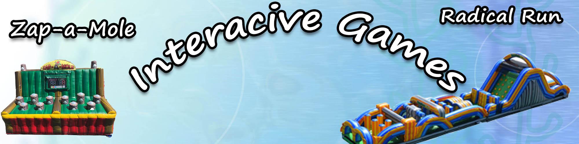 Interactive Game Rentals Santa Rosa