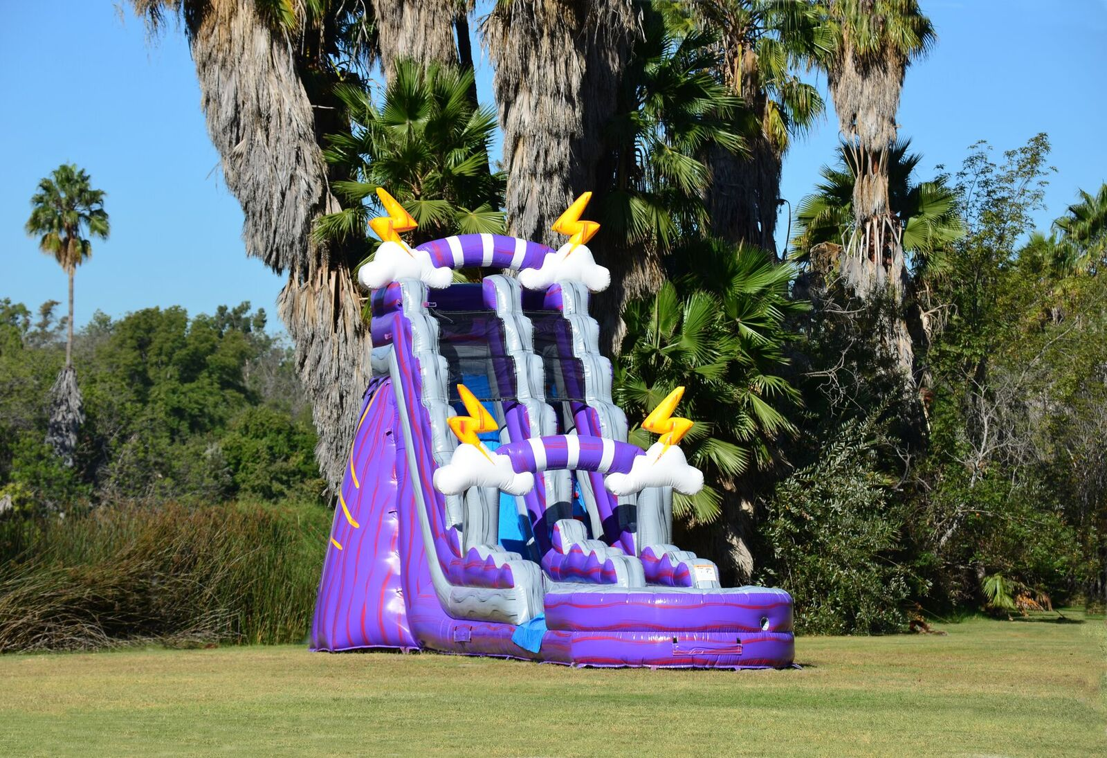 Large Petaluma Water Slide Rental