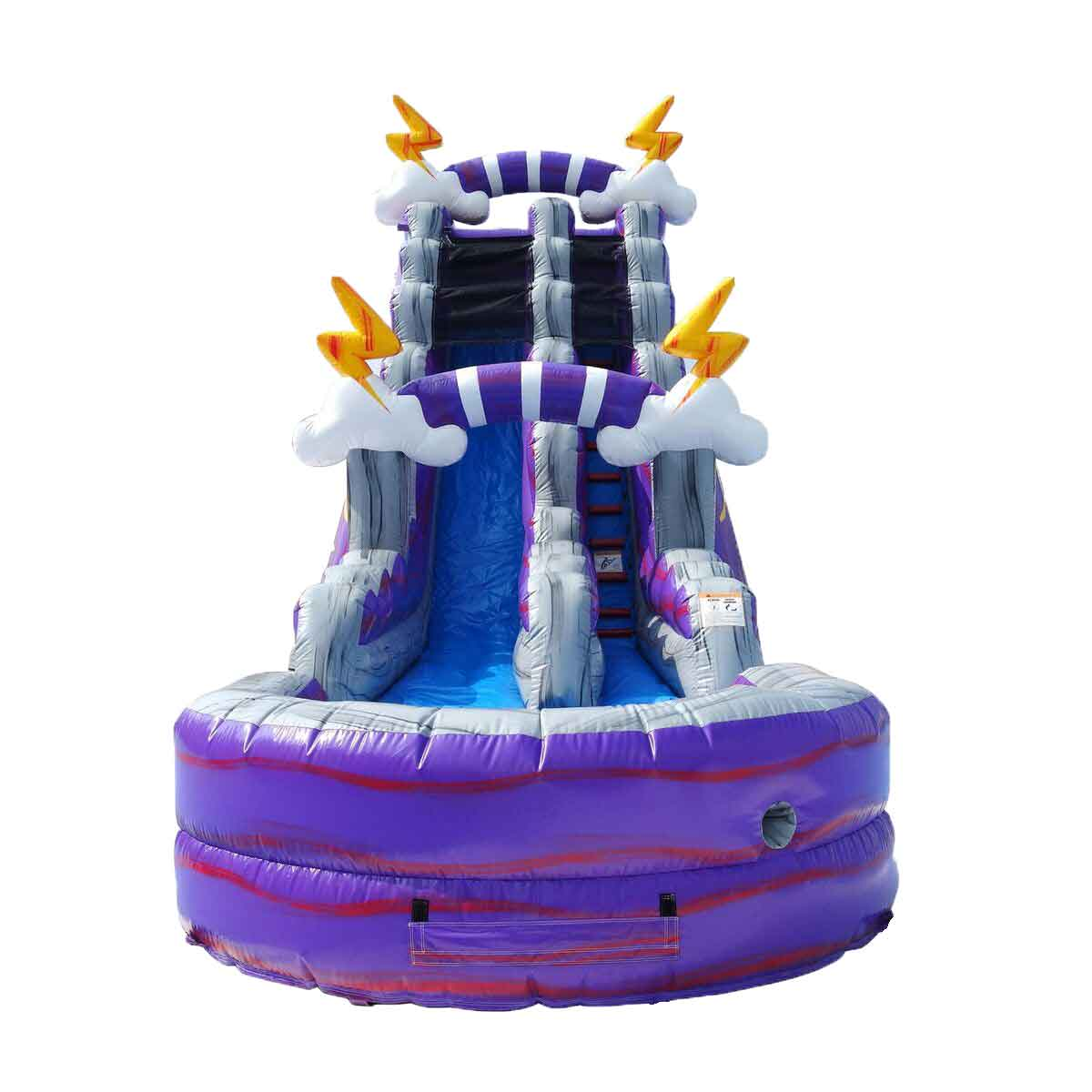 Purple Thunder 19