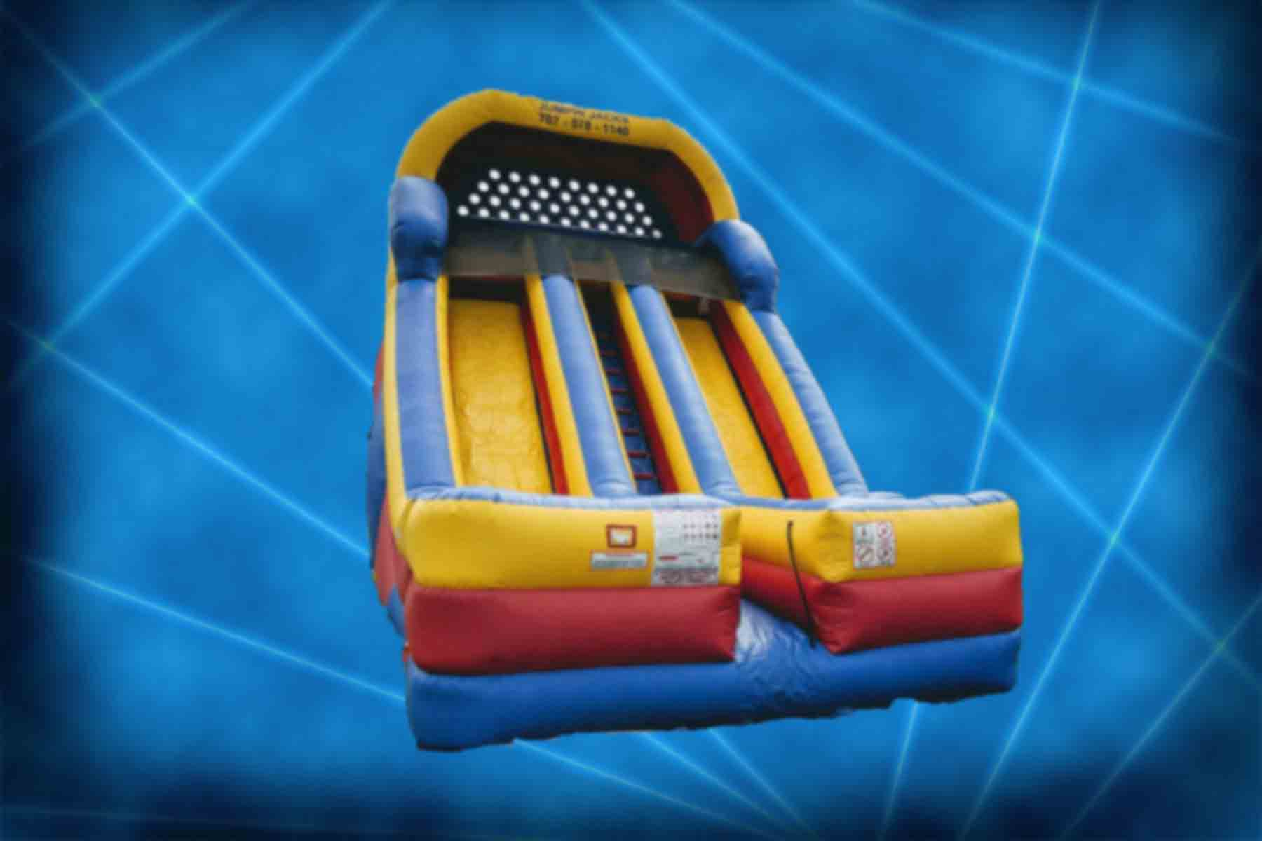 Inflatable Slide Rentals Santa Rosa Ca