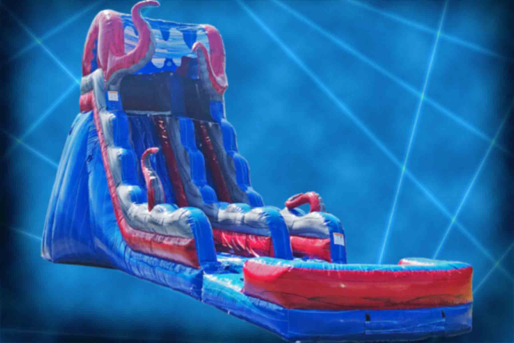 Inflatable Water Slide Rentals in Santa Rosa