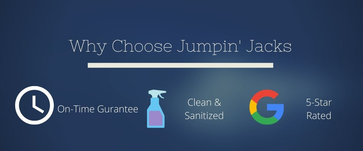 Why Choose Jumpin' Jacks