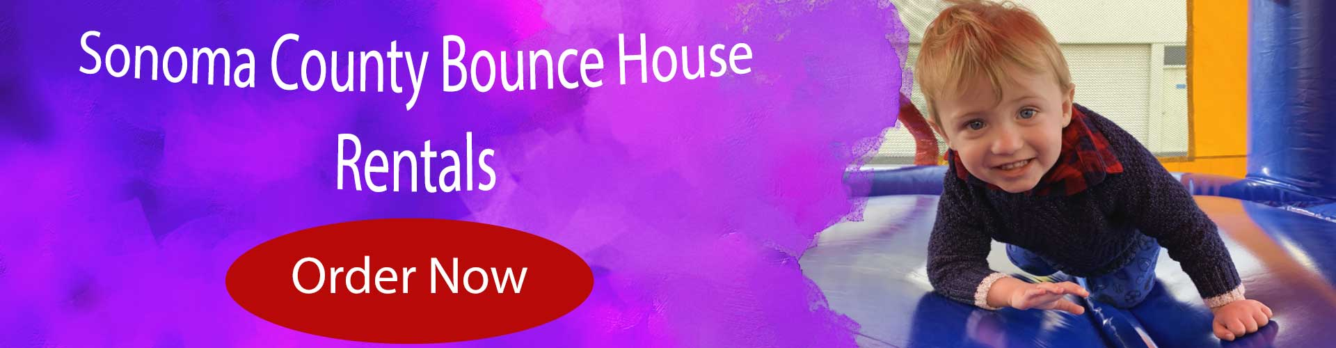 Order Your Bounce House Now