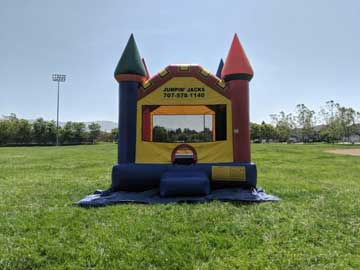 Petaluma Bounce House Rental