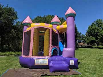 Combo Jump House Rentals Santa Rosa
