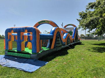 35 Foot Obstacle Course