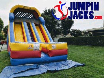Slides and Obstacle Course Rentals Petaluma