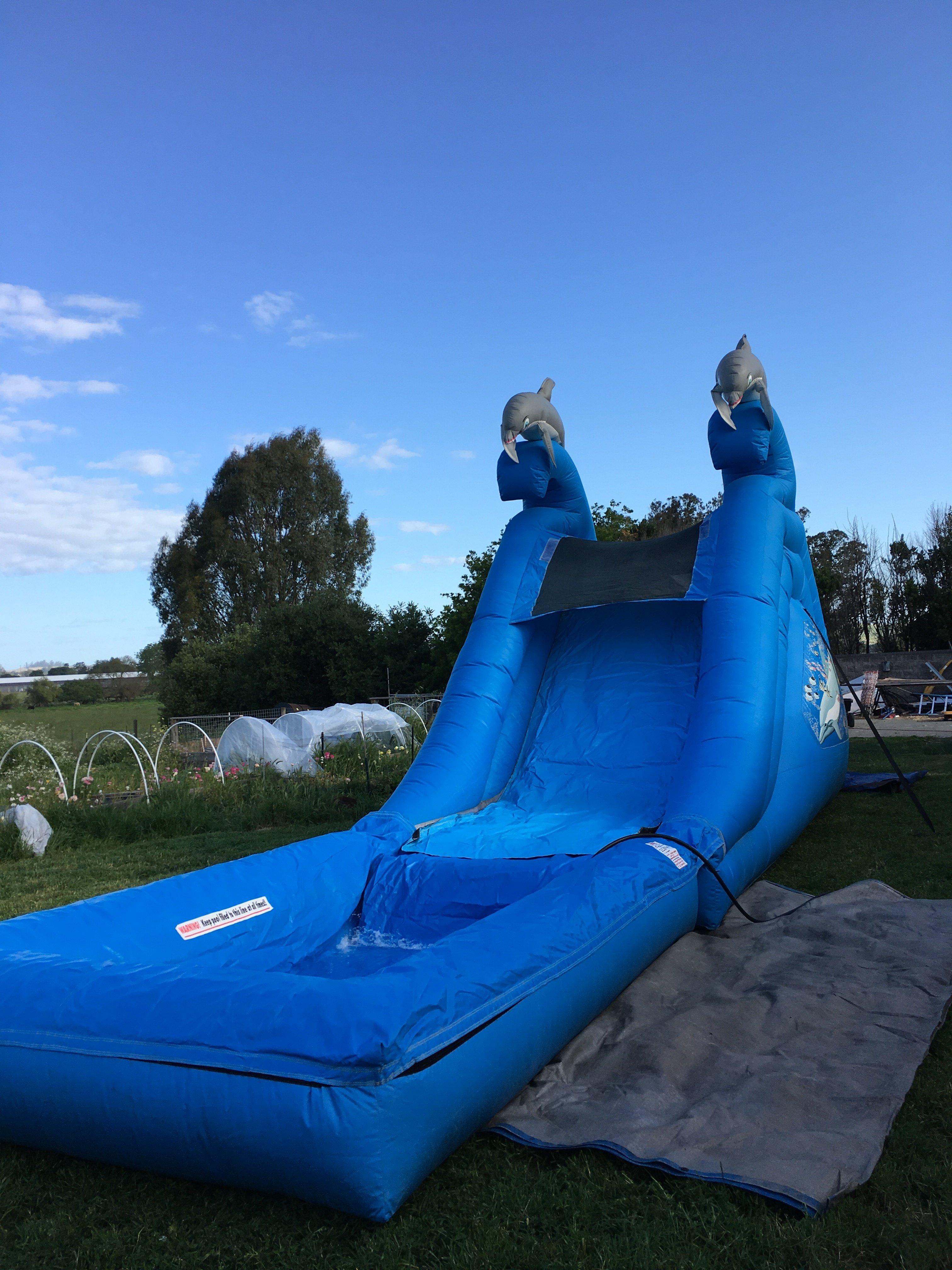 Splash Down Water Slide Rental