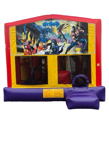 Batman 5 n 1 Combo Bounce House