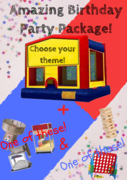 Classic Bounce House Package