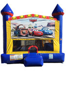Disney's Cars 4 n 1 Combo Bounce House