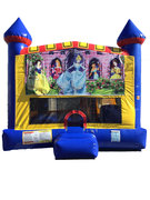 Disney Princess 4 n 1 Combo Bounce House
