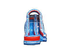 Flash 15ft Water Slide