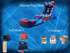 Water Slide Party Package (Starting $399)