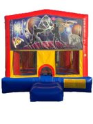 Battle star Bounce House