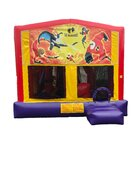 Incredibles 5 n 1 Combo Bounce House