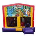 Scooby Doo 5 n 1 Combo Bounce House