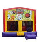 Sports 5 n 1 Combo Bounce House