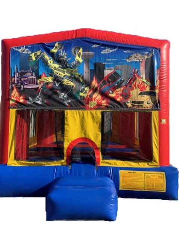 Robocar Bounce House