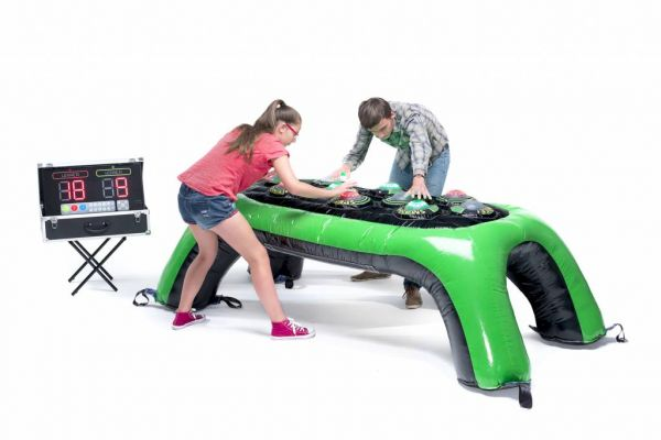 Jumpin Jack Splash Tabletop Battle Game