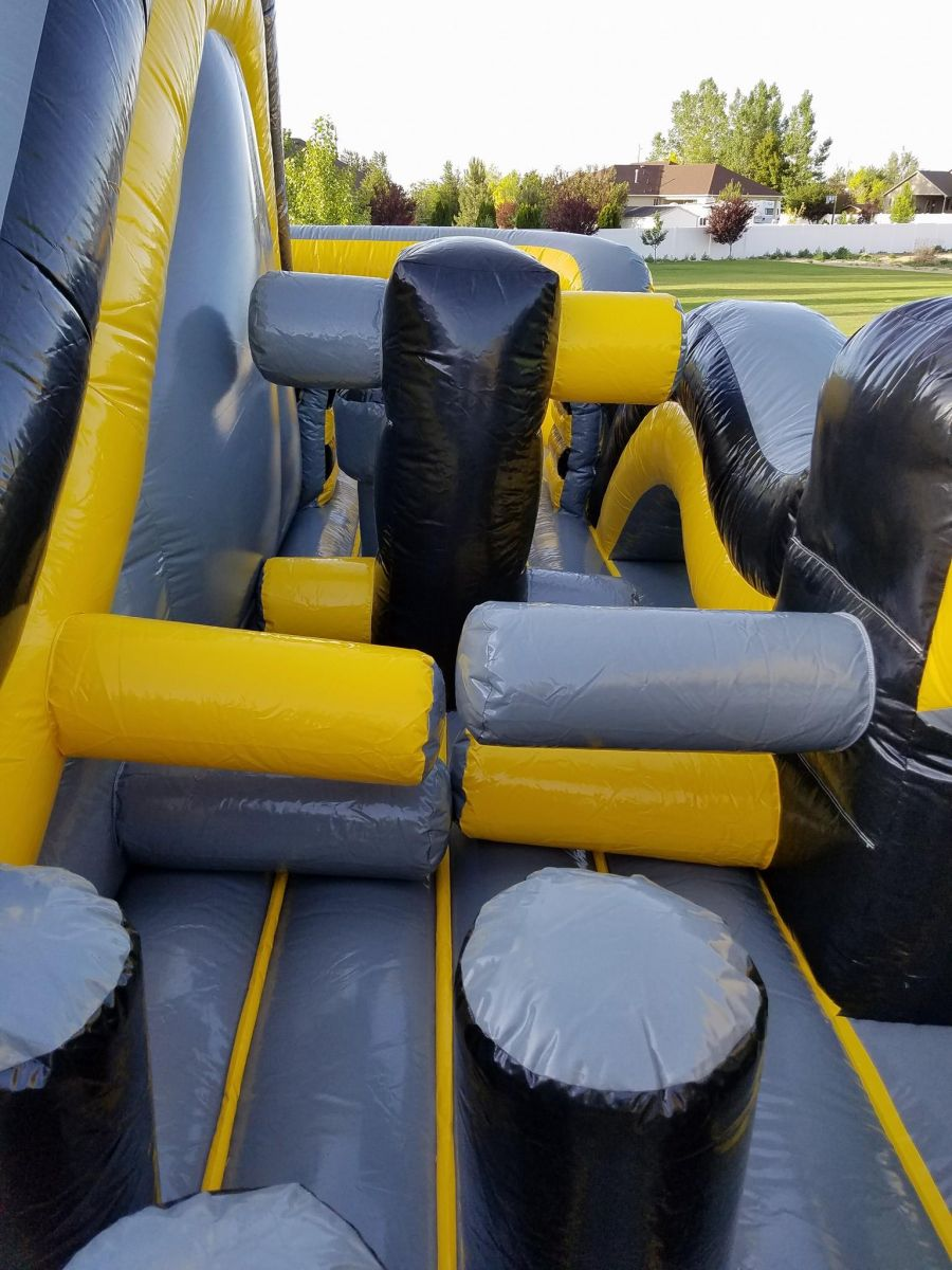 Toxic Extreme Obstacle Course