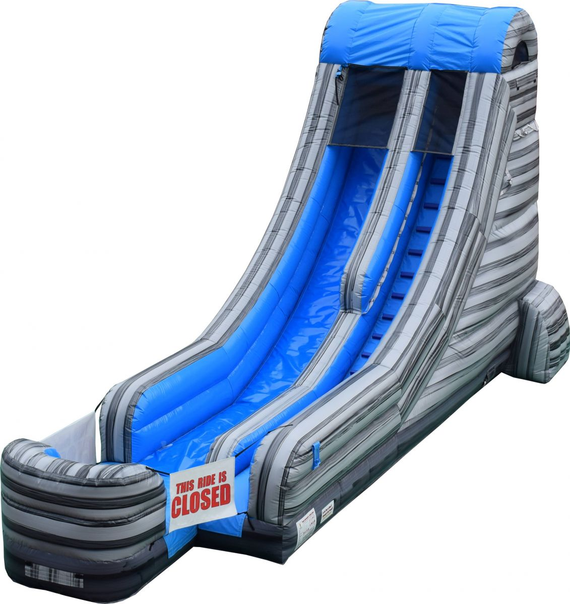 Silver Surfer Slide