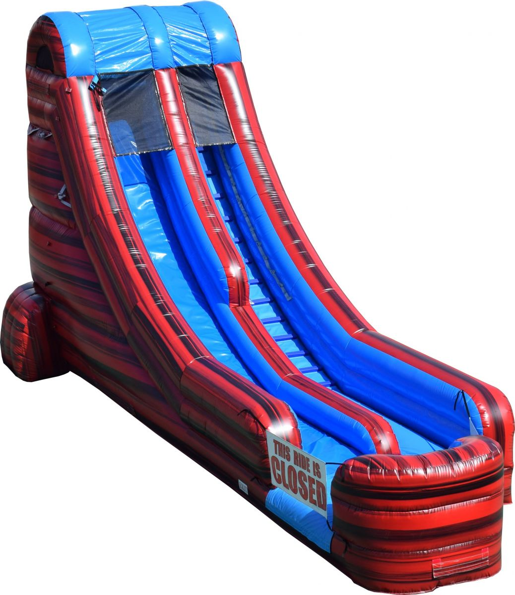 Superman Water Slide