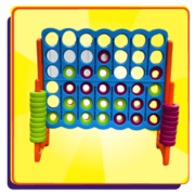 Colorful Connect 4-Jumpin Jack Splash