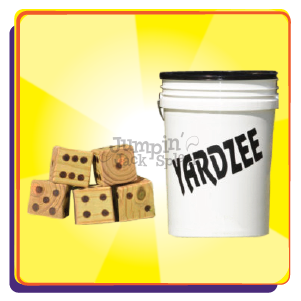 Giant Yardzee Game-Jumpin Jack Splash