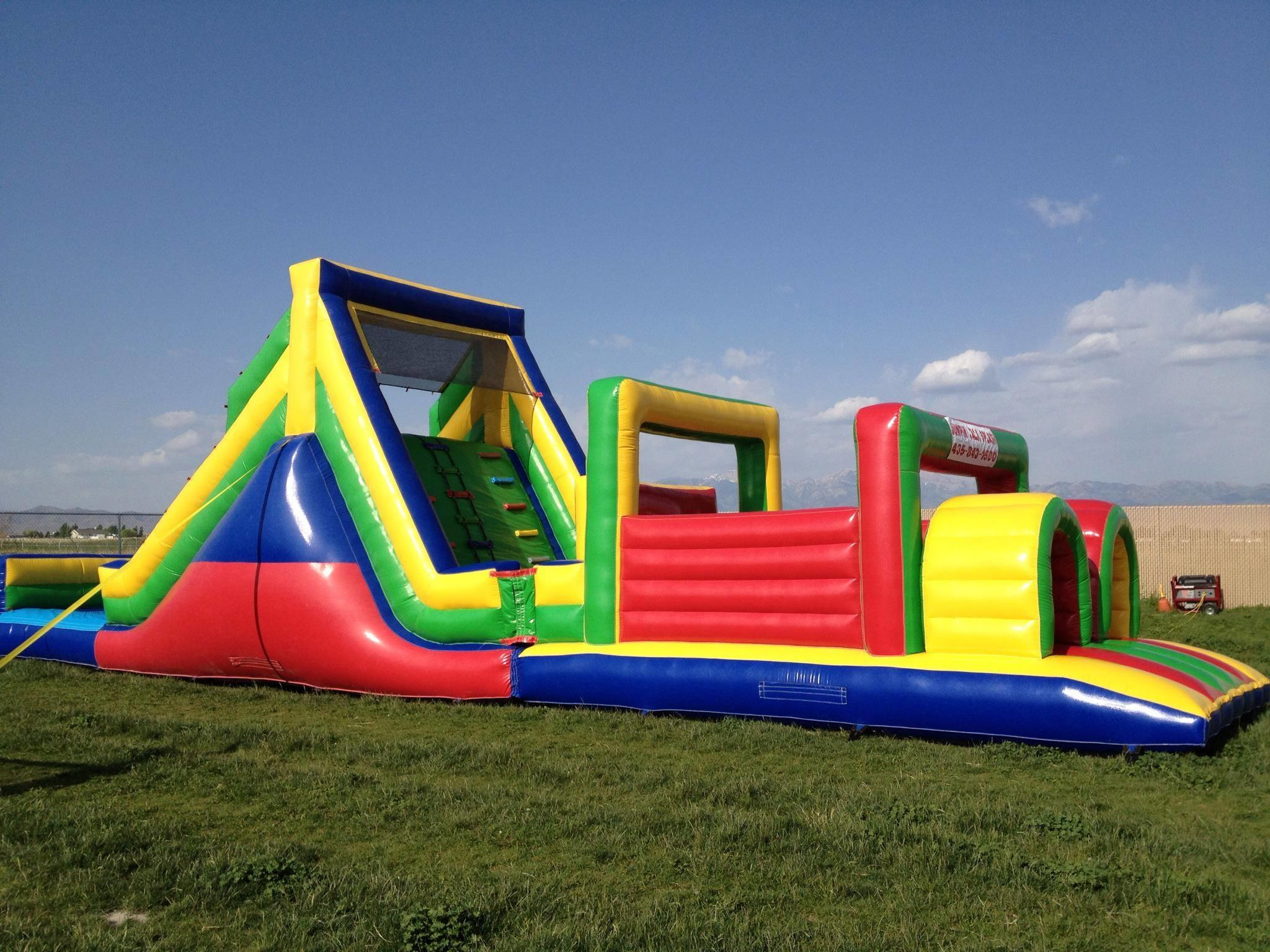 Obstacle Courses-Jumpin Jack Splash
