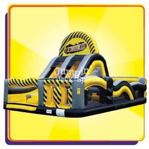Toxic Extreme Obstacle Course-Jumpin Jack Splash