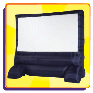 12ft Inflatable Movie Screen